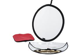 Manfrotto Circular Panel 5:1 Kit 60cm Diffuser + 4-sided Cover Various