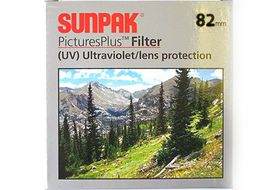 Sunpak 82mm UV Filter