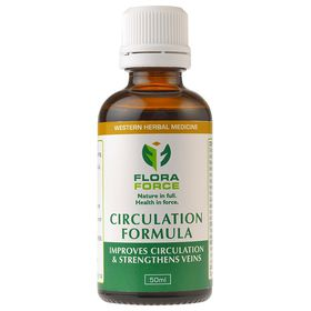 Flora Force Circulation Formula - 50 ml