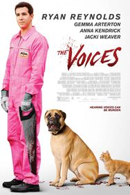 The Voices (DVD)