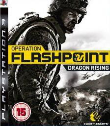 Operation Flashpoint 2: Dragon Rising (BBFC) (PS3)