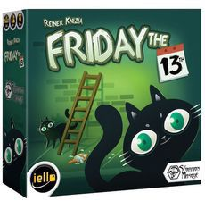 Friday the 13th  Boardgame