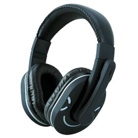 Astrum Wired USB Headset Black - HS790
