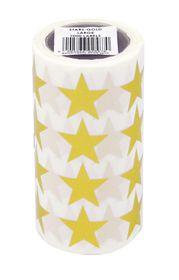 Tower Stars - Gold (1000 Large Stars per Roll)