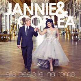 Jannie En Corlea - Alle Paaie Lei Na Rome (CD)