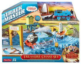 Thomas & Friends Track Master Treasure Chase Set