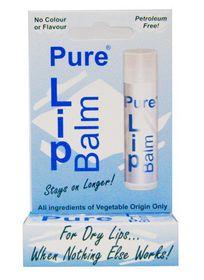 Pure Lip Balm - 5ml