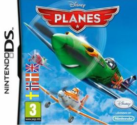 Disney Planes: The videogame (ENG/Nordic) (NDS)