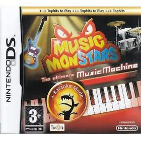 Music Monstars (NDS)