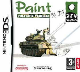 Paint by DS Military Vehicles (NDS)