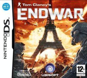 Tom Clancy's EndWar (PEGI) (NDS)