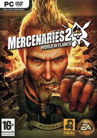 Mercenaries 2: World in Flames (UK) (PC)