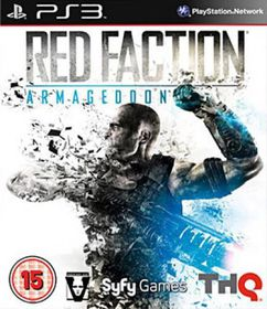 Red Faction: Armageddon (BBFC) (PS3)