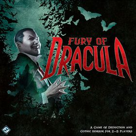 Fury of Dracula (New Edition)