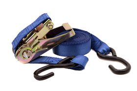 Moto-Quip - Ratchet Tie Down With S Hooks