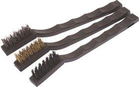 Moto-Quip - Wire Brush Set - 3 Piece