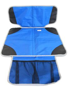 Moto-Quip - Baby Seat Protector With Front Organiser Pockets Seats