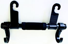 Moto-Quip - Double Seat Back Hook - 10kg