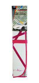 Moto-Quip - Deluxe Aluminium Carcool - Pink