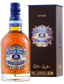 Chivas Regal 18 Year Old Scotch Whiskey (750ml)