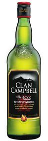 Clan Campbell Scotch Whiskey (750ml)