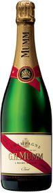 Mumm - Brut Champagne - Case 6 x 750ml