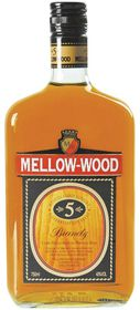 Mellow-Wood - 5 Year Old Brandy Case - 12 x 750ml