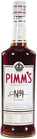 Pimm's - No. 1 Cup Apertif - Case 12 x 750ml
