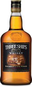 Three Ships - Bourbon Cask Finish Whisky - Case 6 x 750ml