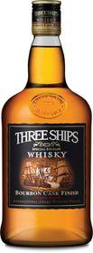 Three Ships - Bourbon Cask Finish Whisky - Case 12 x 750ml