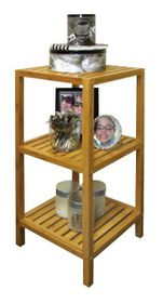 Wildberry 3 Tier Shelf - Pine