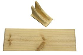 Wildberry - Straight Shelf Kit Pine - 1200 mm