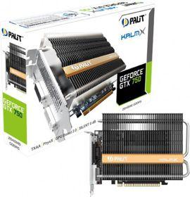 Palit GTX750 KalmX 2GB GDDR5 - Graphics Card