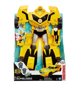 Transformers Robots In Disguise Super Bumblebee Figure - 20 Inch