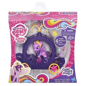 My Little Pony Cutie Mark Magic Playset - Princess Twilight Sparkle