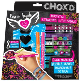 Fashion Angels  Choxd Chalkboard Bracelets Kit