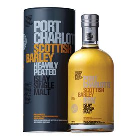 Bruichladdich - Port Charlotte Single Malt Whisky - 750ml