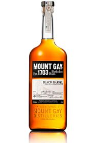 Mount Gay - Black Barrel Rum - 750ml