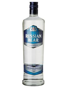 Russian Bear - Energy Fusion Vodka - 750ml