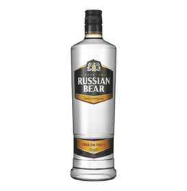 Russian Bear - Passion Fruit Vodka - 750ml
