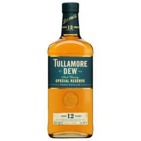 Tullamore Dew - 12 Year Old Irish Whiskey - Case 6 x 750ml