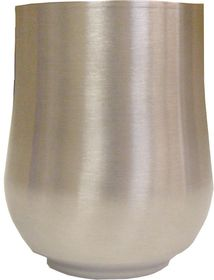 LeisureQuip - Stainless Steel No Stem Wine Glass & Whiskey Tumbler - 330Ml