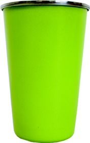 LeisureQuip - Lime Green Stainless Steel Tumbler - 330Ml