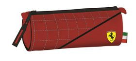 Ferrari Red Label Collection Round Pencil Case