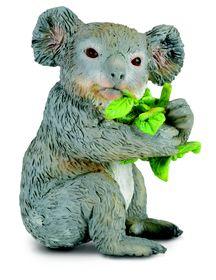 Collecta Wildlife-Koala Bear Eating-M