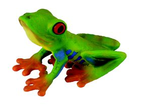 Collecta Insects-Red-Eyed Tree Frog-M