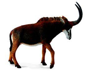 Collecta Wildlife-Giant Sable Antelope Female -L