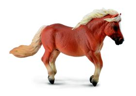 Collecta Horses-Shetland Pony Chestnut-M