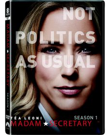 Madam Secretary Season 1 (DVD)