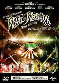 Jeff Wayne's Musical Version of The War of the Worlds: (DVD)